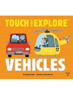 Touch and Explore: Vehicles