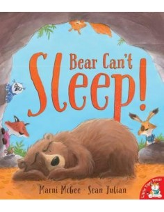 Bear Can't Sleep!