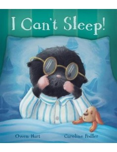 I Can't Sleep!