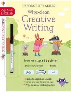Wipe-Clean Creative Writing 5-6