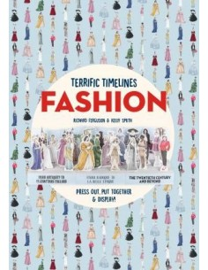 Terrific Timelines: Fashion:Press out, put together and display!