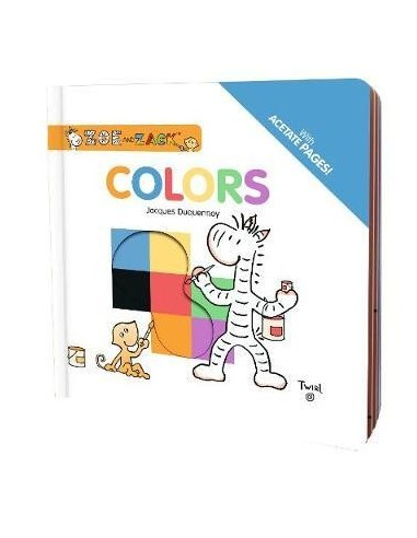 Zoe and Zack: Colors