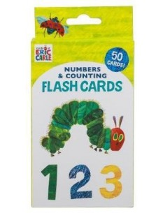 World of Eric Carle (TM) Numbers and Counting Flash Cards