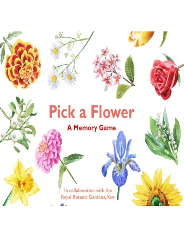 Pick a Flower : A Memory Game