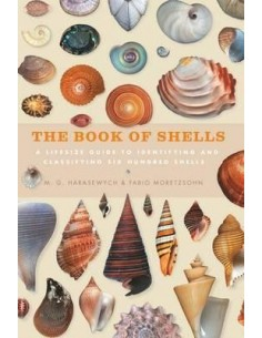 The Book of Shells : A life-size guide to identifying and classifying six hundred shells