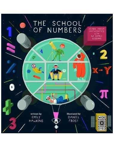 The School of Numbers : A Galaxy of Maths