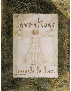 Inventions : Pop-up Models from the Drawings of Leonardo da Vinci