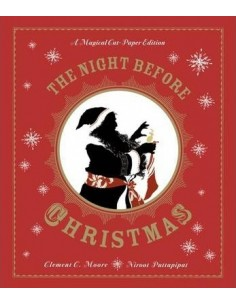 The Night Before Christmas : A Magical Cut-Paper Edition
