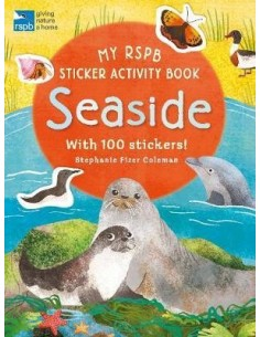 My RSPB Sticker Activity Book: Seaside