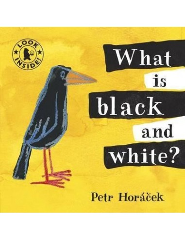 What Is Black and White?