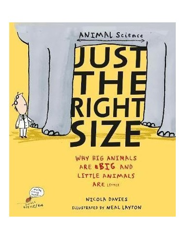 Just the Right Size : Why Big Animals Are Big and Little Animals Are Little
