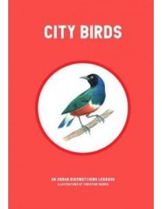 City Birds : An Urban Bird Watching Logbook