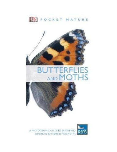 Butterflies and Moths : A Photographic Guide to British and European Butterflies and Moths