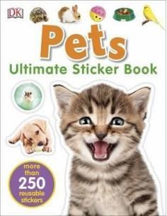 Pets Ultimate Sticker Book