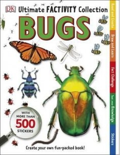 Bugs Ultimate Factivity Collection : Create your own Fun-packed Book!