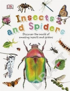 Insects and Spiders : Explore Nature with Fun Facts and Activities