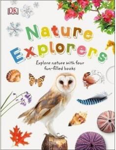 Nature Explorer Box Set : Explore Nature with Four Fun-filled Books