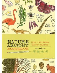Nature Anatomy Notebook : A...