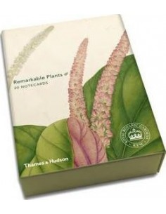 Remarkable Plants: Box of 20 Notecards