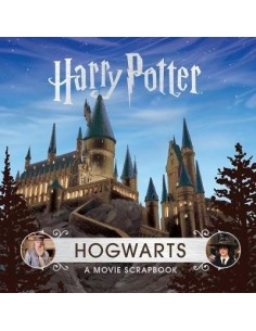 Harry Potter - Hogwarts : A Movie Scrapbook