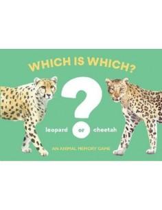 You Callin' Me a Cheetah? (Psst! I'm a Leopard!):An Animal Memory : An Animal Memory Game