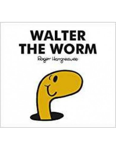 Mr. Men Walter the Worm