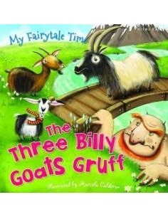 My Fairytale Time: Three Billy Goats Gruff