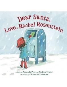 Dear Santa, Love, Rachel Rosenstein