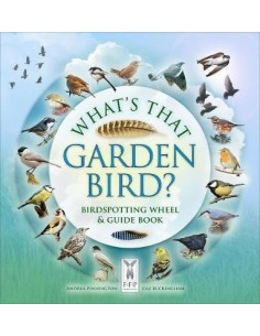 What's That Garden Bird? : Birdspotting Wheel and Guide Book