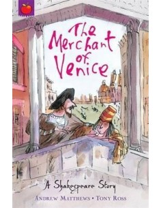 A Shakespeare Story: The Merchant of Venice
