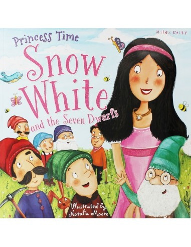 Princess Time Snow White and the...