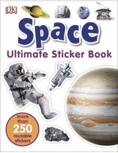 Space Ultimate Sticker Book