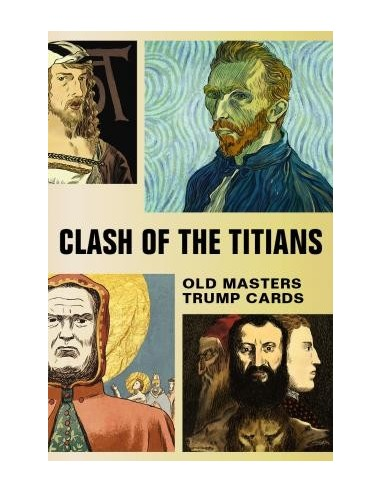 Clash of the Titians : Old Masters Trump Game