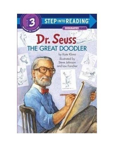 Dr. Seuss The Great Doodler : Step into Reading Lvl 3