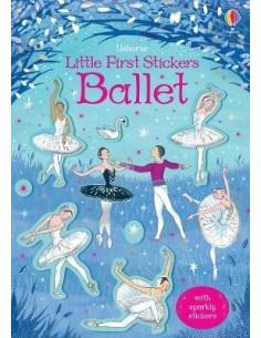 Little First Stickers Ballet