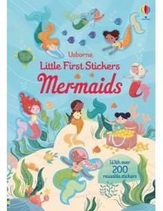 Little First Stickers Mermaids