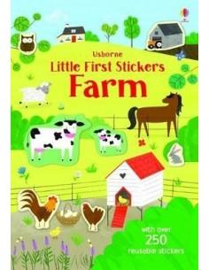 Little First Stickers Farm