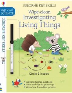 Wipe-Clean Investigating...