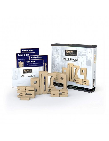 "SumBlox Building Blocks ""Starter"" Set"