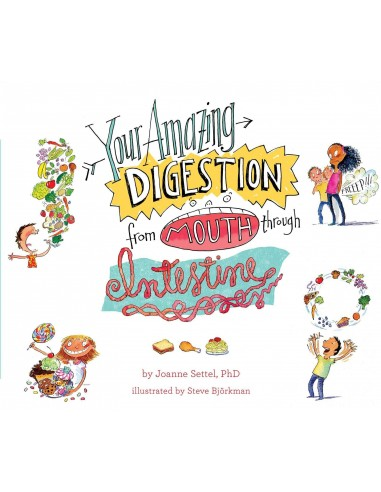 Your Amazing Digestion from Mouth...