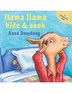 Llama Llama Hide & Seek : A Lift-the-Flap Book