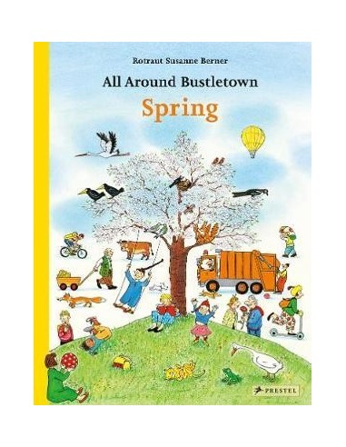 All Around Bustletown: Spring