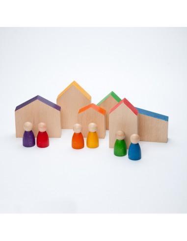 Houses & Nins