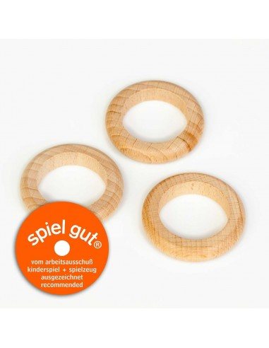 3 x rings