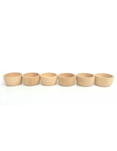 Bowls x 6 (divisible pack)