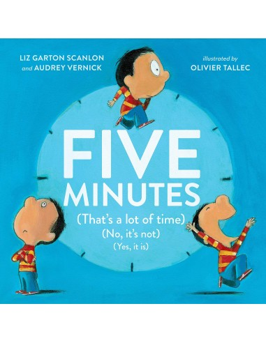 Five Minutes : (That's a Lot of Time)...