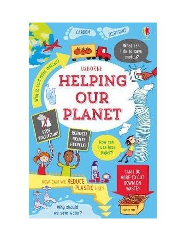 Helping Our Planet