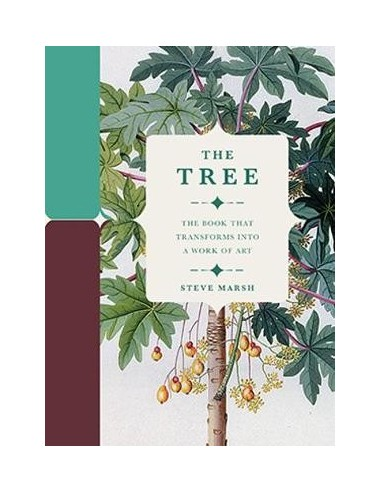 The Tree : The Book that Transforms into a Work of Art