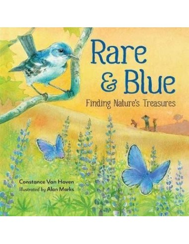 Rare and Blue : Finding Nature's Treasures