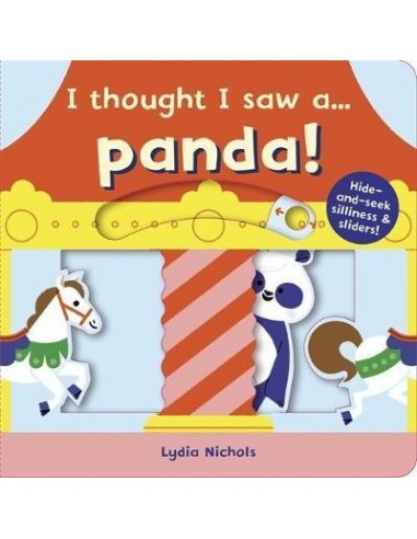 I thought I saw a... Panda!